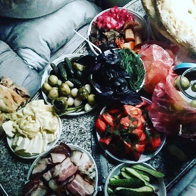 Ukrainian picnic
